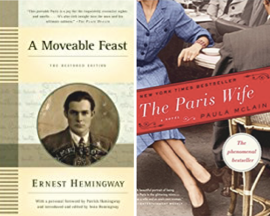 A Moveable Feast and the Paris Wife