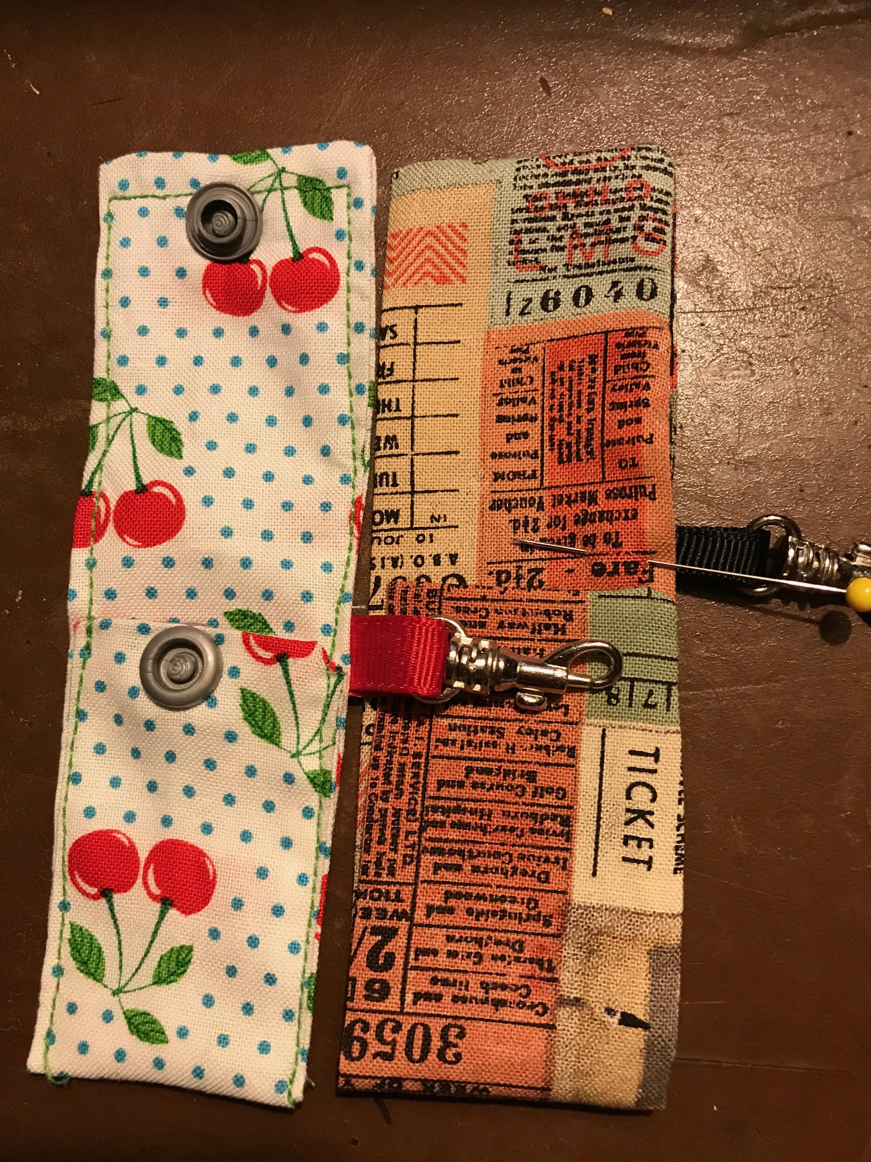Lip Balm Pocket Tutorial
