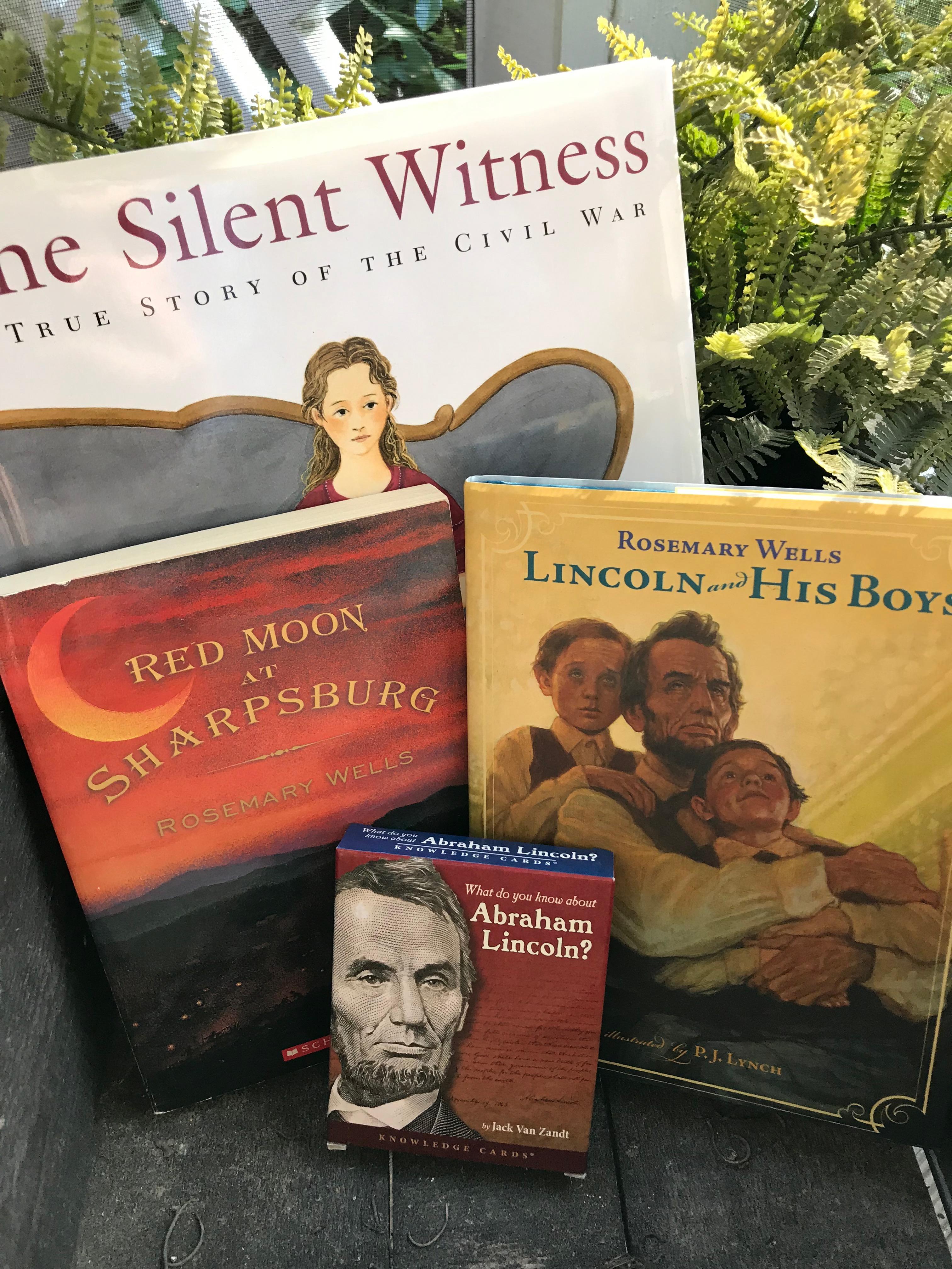 Books on Civil War