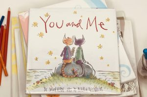 You and Me book cover picture books about art and creativity