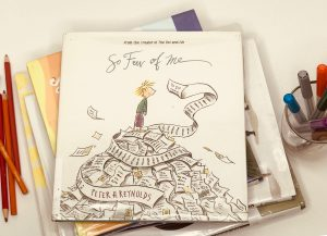 So Few of Me Book cover picture books about art and creativity