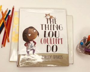 The Thing Your Could Not Do book coverpicture books about art and creativity
