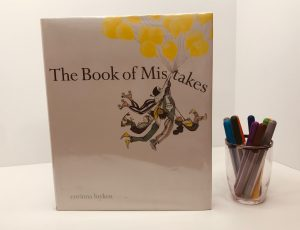 The Book of Mistakes book coverpicture books about art and creativity