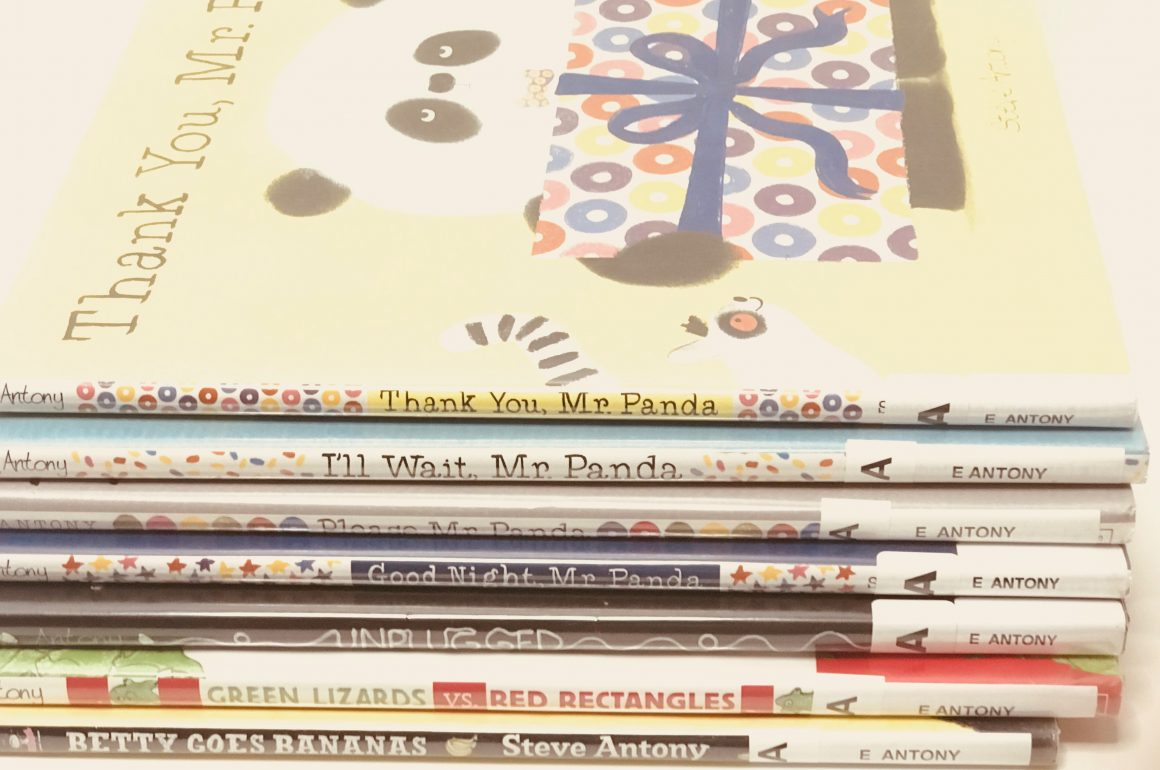 panda books art project