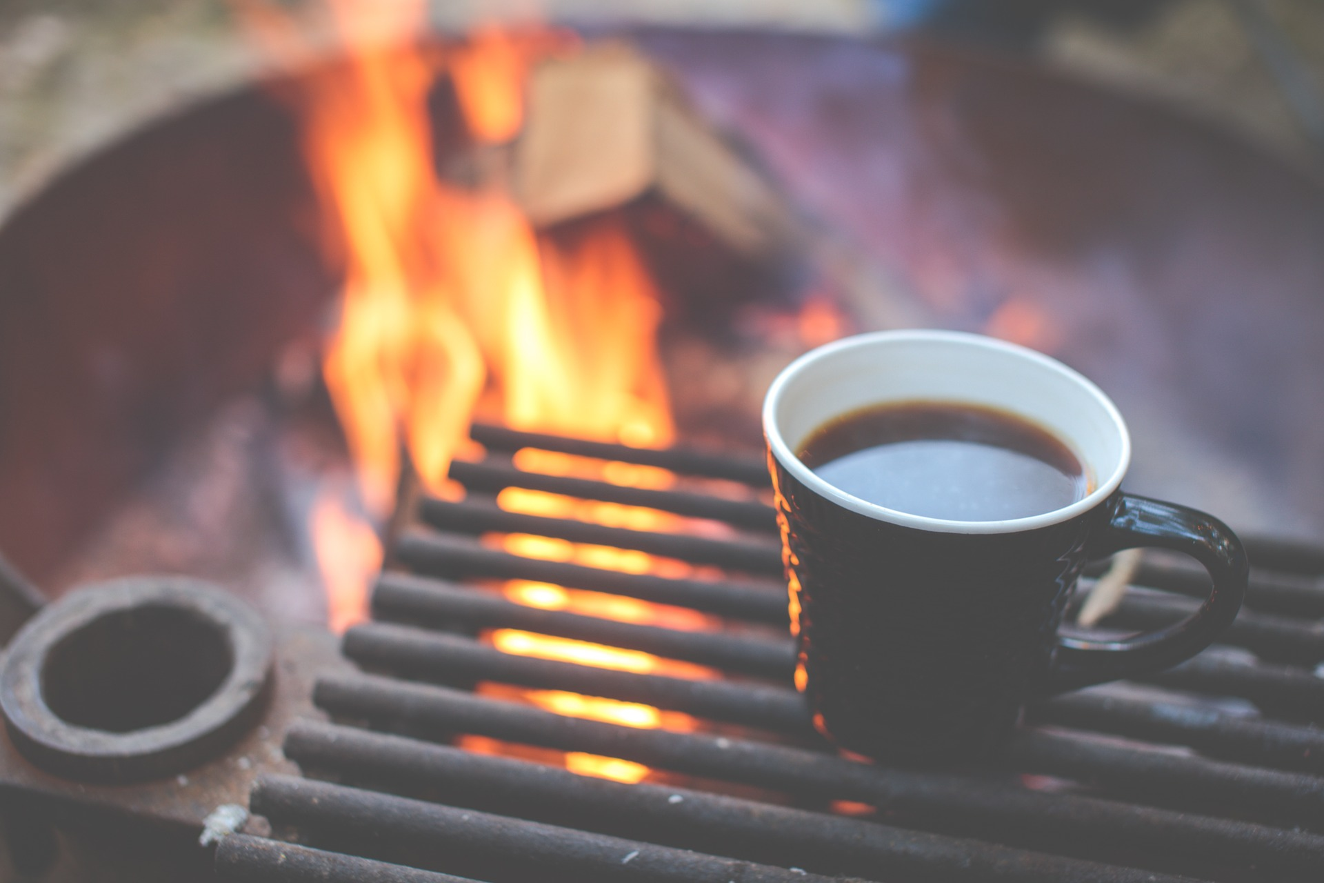 How to make great camp coffee