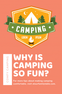 Why is camping so fun pinterest